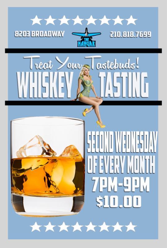 Whiskey Tasting At The Hangar Bar San Antonio Bars